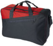 Portland Reisetasche - kohle/rot
