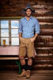 Men's Traditional Shirt