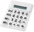 Spitz Taschenrechner - weiß