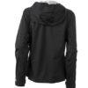 Ladies Outdoor Jacket - black/silver