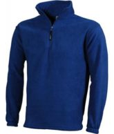 Half Zip Fleece - royal