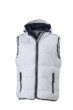 Mens Maritime Vest - white/navy