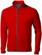 Mani Power Fleece Jacke - rot
