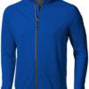 Mani Power Fleece Jacke - blau