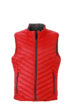 Mens Lightweight Vest - red/carbon