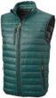 Fairview Leichter Daunen-Bodywarmer - waldgrün