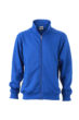 Workwear Sweat Jacket - royal