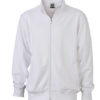 Workwear Sweat Jacket - white