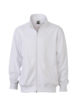 Workwear Sweat Jacket - white