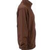Workwear Sweat Jacket - brown