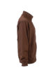 Workwear Sweat Jacket - brown