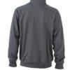 Workwear Sweat Jacket - carbon