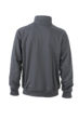 Workwear Sweat Jacket - carbon