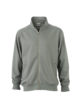 Workwear Sweat Jacket - dark grey