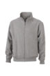 Workwear Sweat Jacket - grey heather
