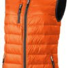 Fairview Leichter Damen Daunen-Bodywarmer - orange