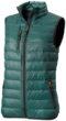 Fairview Leichter Damen Daunen-Bodywarmer - waldgrün