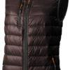 Fairview Leichter Damen Daunen-Bodywarmer - chocolate brown