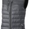Fairview Leichter Damen Daunen-Bodywarmer - steel grey