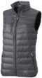 Fairview Leichter Damen Daunen-Bodywarmer - steel grey