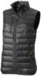 Fairview Leichter Damen Daunen-Bodywarmer - anthrazit