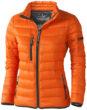 Scotia Leichte Damen Daunenjacke - orange