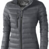 Scotia Leichte Damen Daunenjacke - steel grey