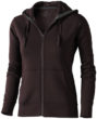 Arora Damen Pullover - chocolate brown