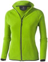 Brossard Mikrofleece Damenjacke - apfelgrün