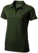 Seller Damen Poloshirt - armeegrün