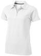 Seller Damen Poloshirt - weiß