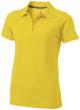 Seller Damen Poloshirt - gelb