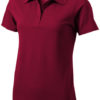 Seller Damen Poloshirt - bordeaux
