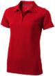 Seller Damen Poloshirt - rot