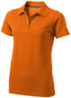 Seller Damen Poloshirt - orange
