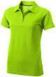 Seller Damen Poloshirt - aüfelgrün