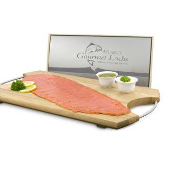 Geschenkbox Gourmet mit Lachs