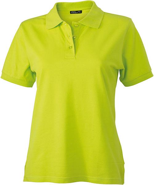 Damen Werbeartikel Poloshirt Classic - acid yellow