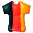 Aufblasbares Fan Shirt Deutschland - VielseitigerFanartikel