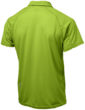 Game Poloshirt - apfelgrünRückenansicht