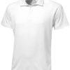 Game Poloshirt - weiß