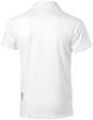 Game Poloshirt - weißRückenansicht