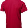 Game Poloshirt - rotRückenansicht