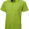 Game Poloshirt - apfelgrün