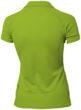 Game Damen Poloshirt- apfelgrünRückenansicht