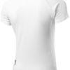 Game Damen Poloshirt - weißRückenansicht