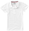 Game Damen Poloshirt - weiß