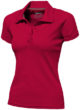 Game Damen Poloshirt - rot