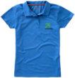 Game Damen Poloshirt - himmelblau