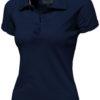 Game Damen Poloshirt - navy